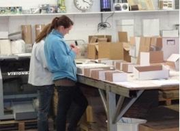 Handmatig-verpakken - Pakket verpakken