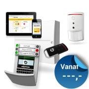 mr-beveiliging - Draadloos alarmsysteem