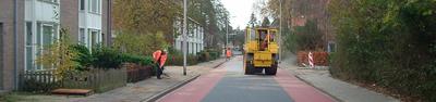 Uw asfaltwerken weer strak en zonder onkruid
